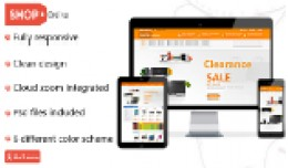 Shoponline Responsive Multipurpose Theme