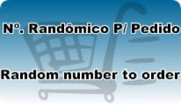 Random number to order (Número randômico para ..