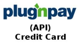 PlugnPay (API) - Credit Card