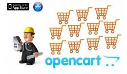 iPhone App Base OpenCart