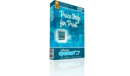 Module «Price Tags for Print» v.1.0 for OpenCa..