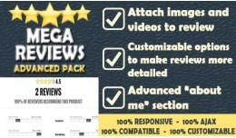 Mega Reviews (advanced pack)