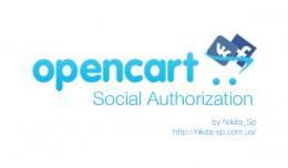 Social login (Facebook, Vkontakte)