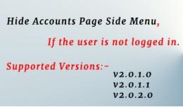 Account-Page-Hide-Menu-if-Not LoggedIn