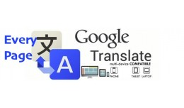 Google Translate Every Page Plugin oc1.4-2.x