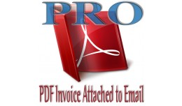PDF PRO Invoice Attached to Customer Order Email