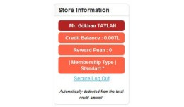 Customer Store Information v1.0