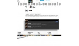 Faceebook coments (6 in 1)