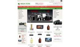 Mega Store OpenCart Temp..
