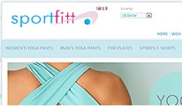 Sortfitt Sporting Wear Premium Theme - Ready for..