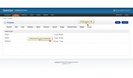 products and options access to assigned groups (..