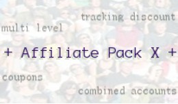 Affiliate Pack X