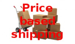 Total based shipping / price based shipping