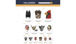 Halloween - Responsive 2.0 Theme