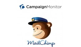 Mailchimp/CampaignMonitor Email Subscription