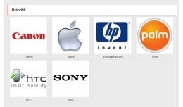Manufacturer Logos Module