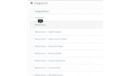 Product and Category names clickable in Admin Li..
