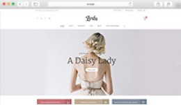 Zorka- An intuitive fashion OpenCart theme