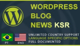 Blog Wordpress, Joomla and Drupal news on Opencart