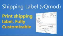WDS Shipping Label