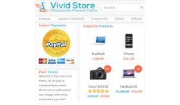Vivid Store Theme 2