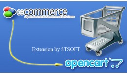 Oscommerce to Opencart Migration Extension