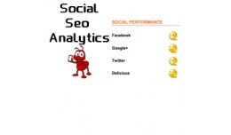 Social Seo Analytics