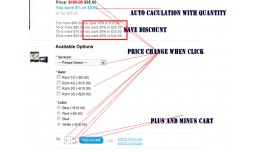 PRICE AND DISCOUNT AUTO-CALCULATION ON PRODUCT S..