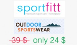 Outdoor and Sportfitt Bundle for 2.0