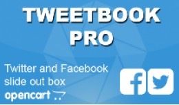 TweetBook Pro (Facebook & Twitter Module)