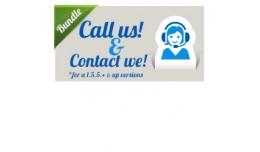 Bundle Call us! & Contact we!