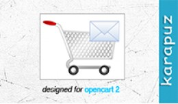Abandoned Cart Recovery (for opencart 2)
