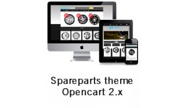 Spare parts and tools theme
