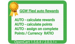 GGW vQmod Flexi Auto Reward Points