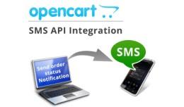 Opencart Order Status SMS Module