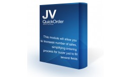 JV_QuickOrder - Buy one click / fast checkout
