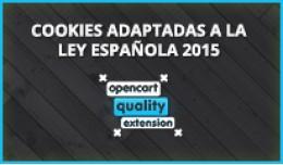 Nueva ley política de Cookies 2016, España Ope..