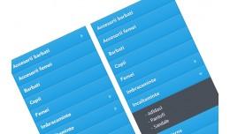 Opencart accordion menu