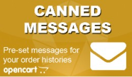 Canned Messages