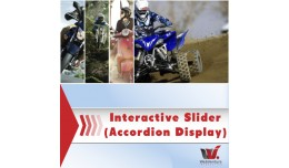 Interactive Slider – Accordion Display