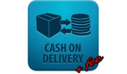 (COD Fee) Cash on Delivery Fee / Supplemento Con..