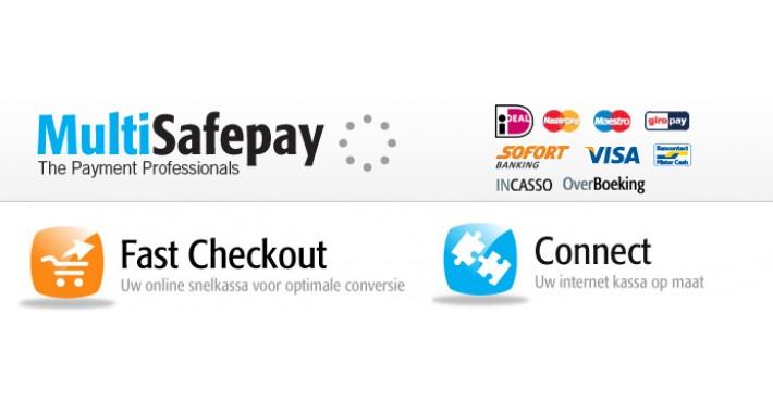 OpenCart - iDEAL MultiSafepay Multisafepay
