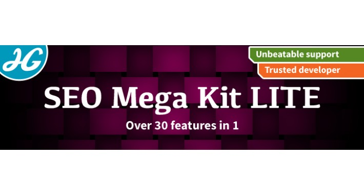 SEO Mega Kit LITE - Complete SEO Friendly URLs - OVER 30 IN 1!
