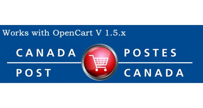 Canada Post Module 1.5.x