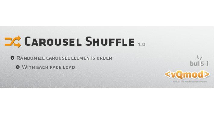 Carousel Shuffler / Randomizer