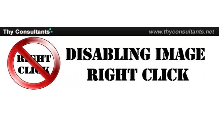 Disabling Image Right Click v2.1