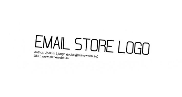 Email Store Logo v1.10