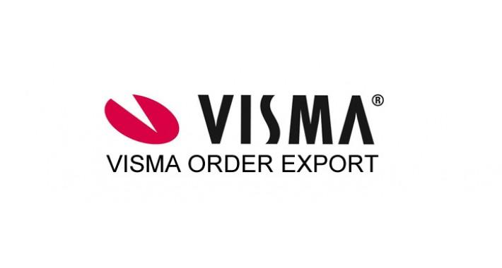 Visma Order Export 2.0.4