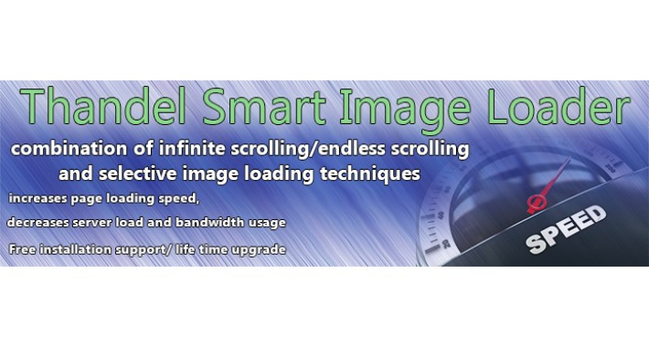 Load image on scroll, Save bandwidth, Increase page speed