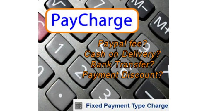 PayCharge Plus (Payment fee/discount)